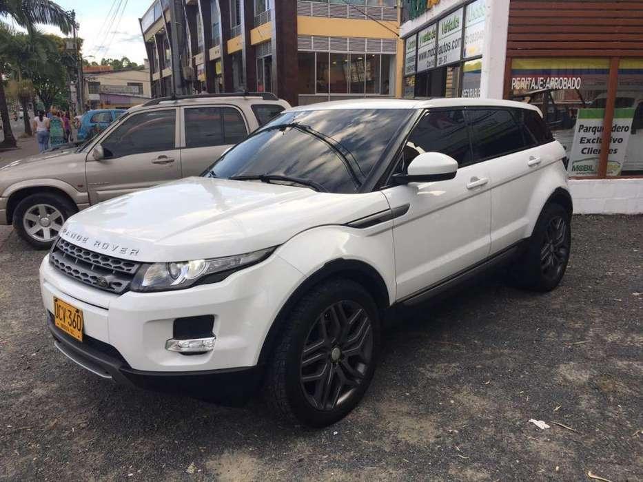 Land Rover Range Rover 2015 - 39000 km