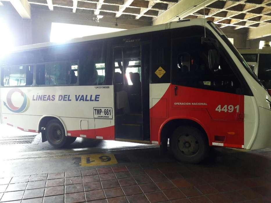 Vendo Bus Lineas Del Valle
