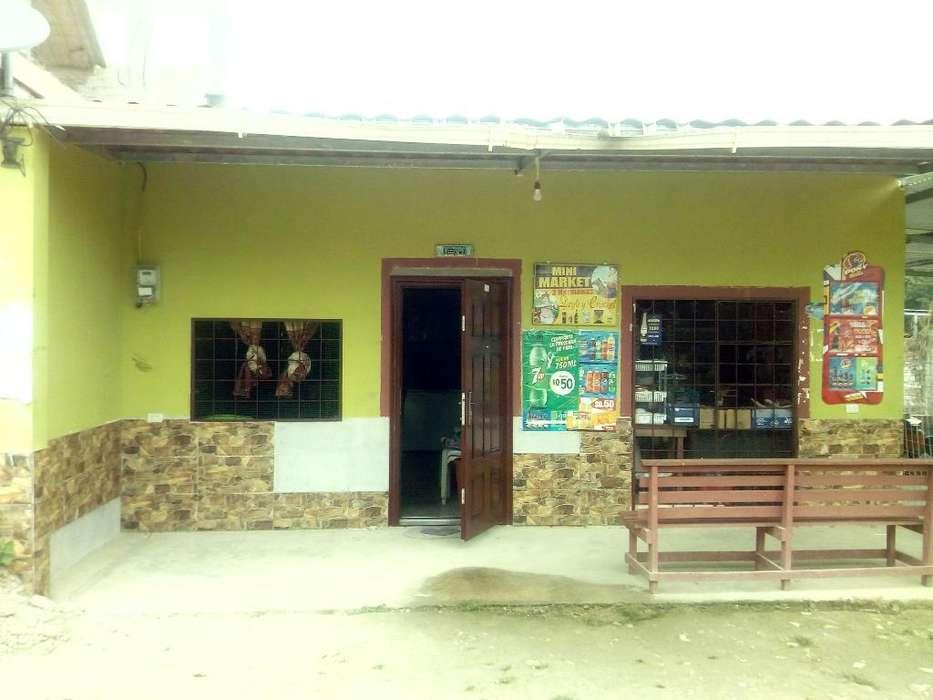 Se Vende Una Villa en El Sector Galayacu