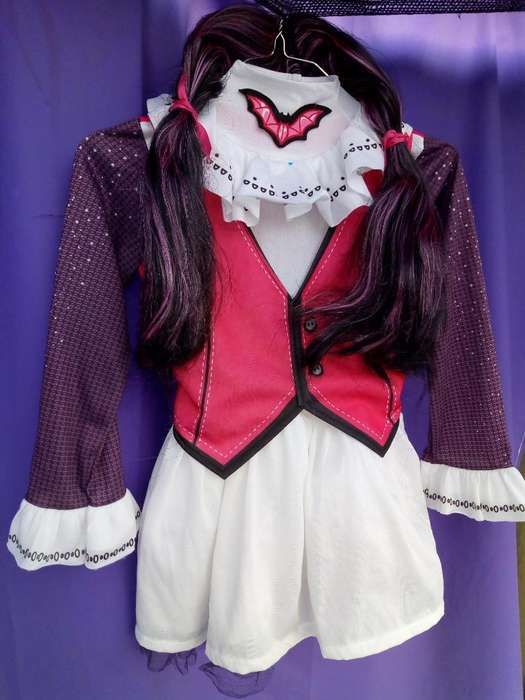 Disfraz Draculaura