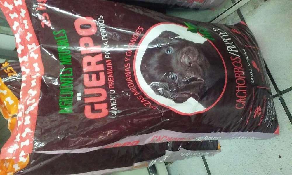 GUERPO CACHORRO DE 25 KG USD 60.00