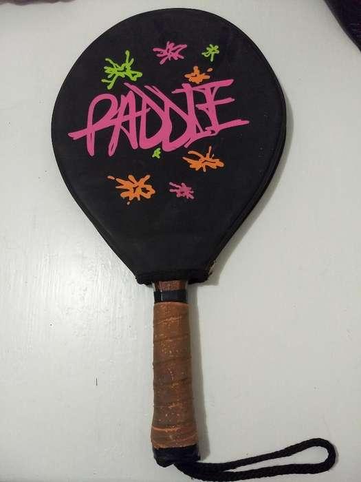 Paleta de Paddle Usada