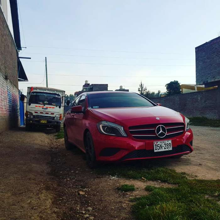 Mercedes-Benz A 2013 - 50000 km