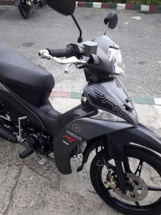 Vendo Moto Yamaha Cryton