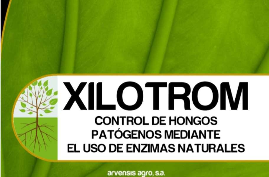 XILOTRON - Biofungicida para Hongos del Suelo