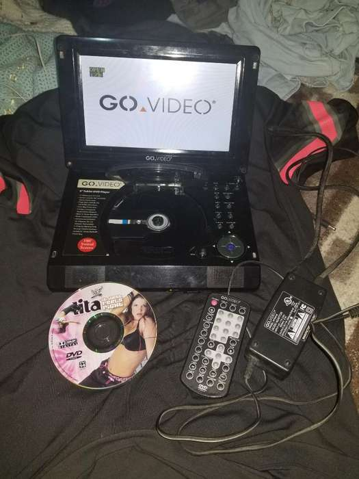 Dvd Portable Disco Original Wwe