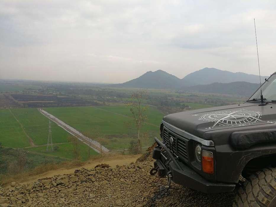 Nissan Patrol  1994 - 123 km
