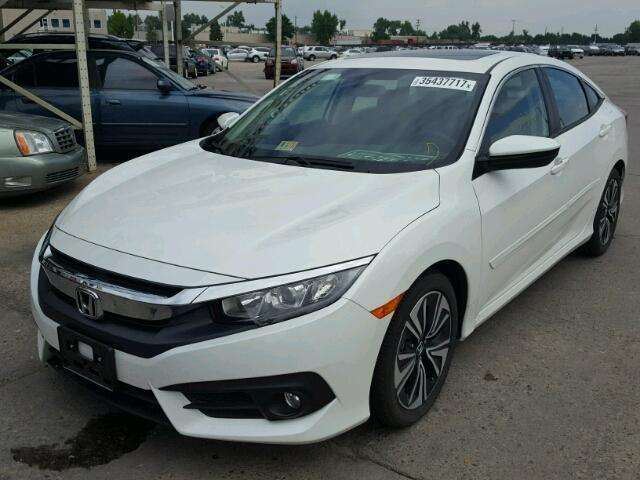 Honda Civic 2016 - 100 km