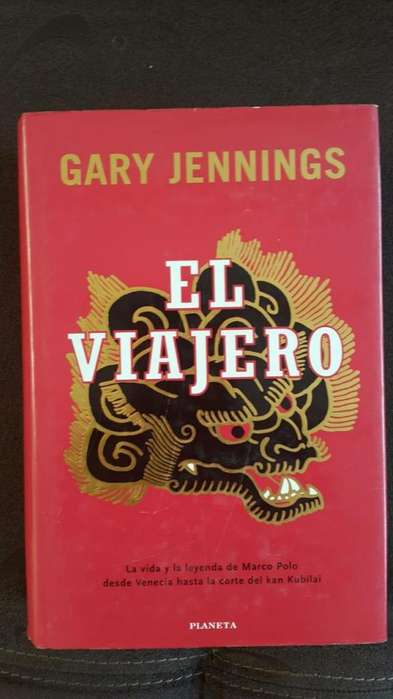 Libro el Viajero del Autor Gary Jennings