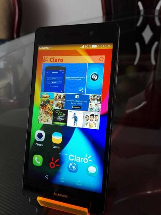 Huawei P8 Lite, 5 Pulgada Hd, 13mpx, Octa-core, 4g Lte Libre