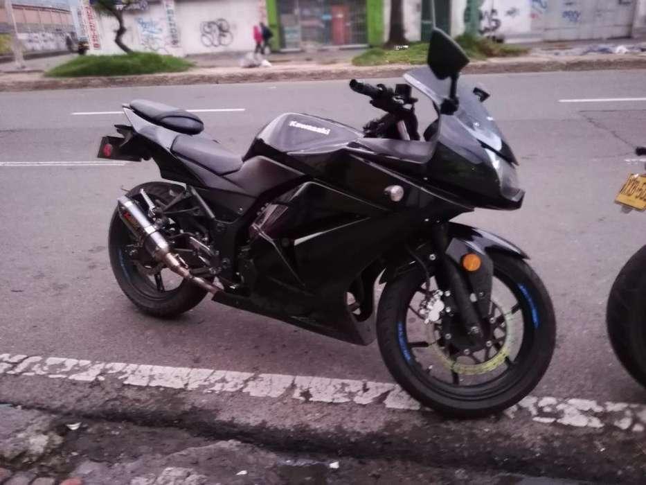 <strong>kawasaki</strong> Ninja 250 Mod 2011