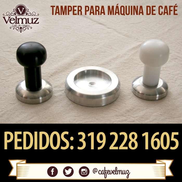 Tamper de Máquina de Café Express porta Tamper