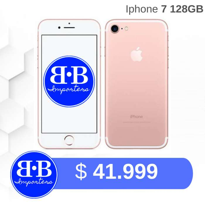 Iphone 7 - 128GB