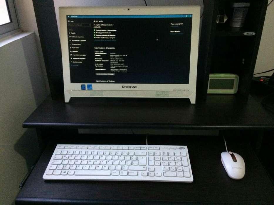 Computador Lenovo C260 Todo en Uno