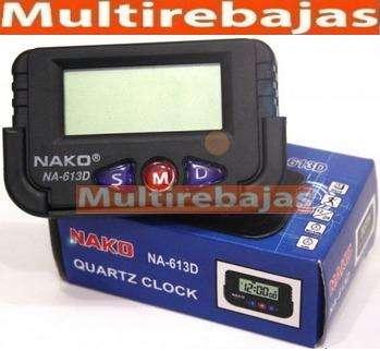 Reloj De Cuarzo Para Vehiculos