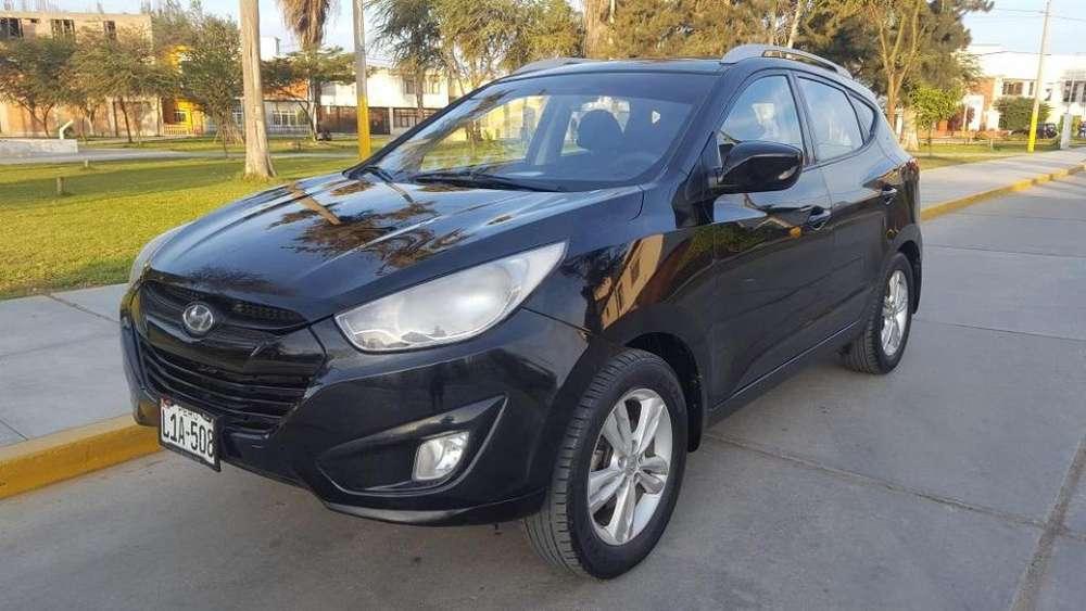 Hyundai Tucson 2011 - 70000 km