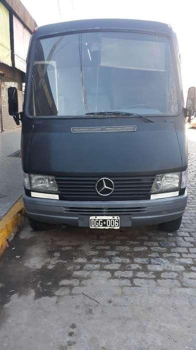 Vendo Motorhome Mercedes 412. Minibus