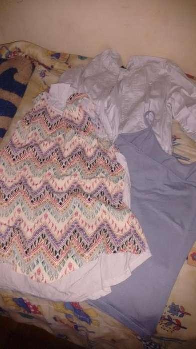 vendo bolson de ropa usada de mujer