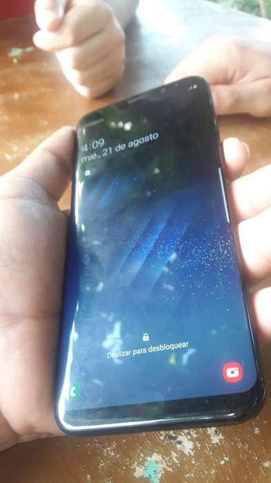 Vendo Samsung Galaxy S8 Plus Liberado