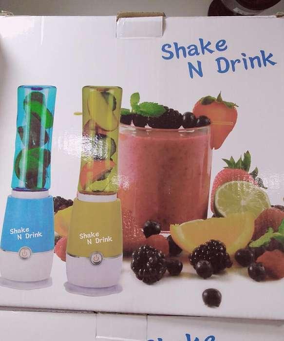 Licuadora Batidora Shaker N Drink