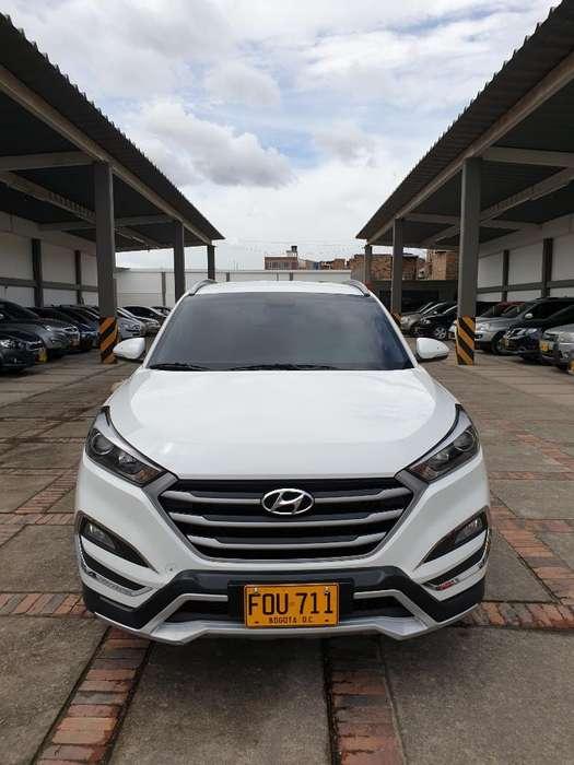 Hyundai Tucson 2019 - 4000 km