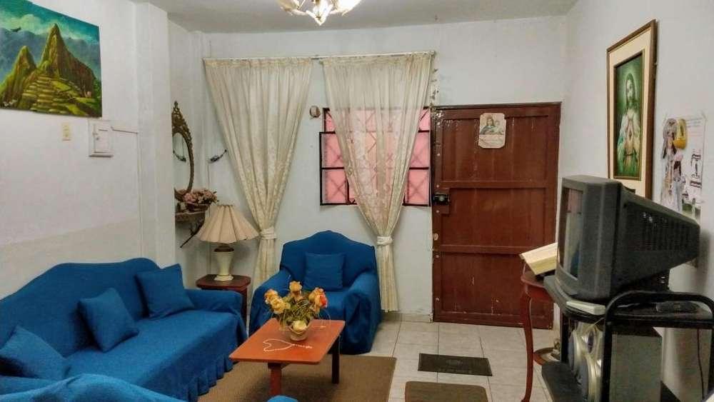 Alquiler departamento AMOBLADO primer piso