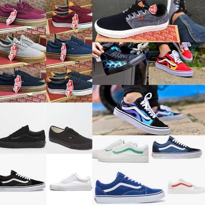 Zapatos Vans Old Skool Sb Authentic