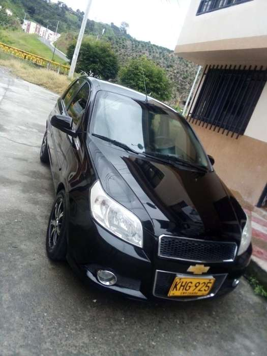 Chevrolet Aveo Emotion 2011 - 178000 km