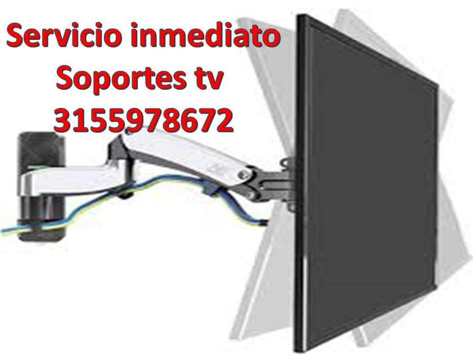 SOPORTES REFORZADOS PARA TV DE 14 A 70 PULGADAS FIJOS, FIJOS CON INCLINACIÓN, BRAZO DOBLES