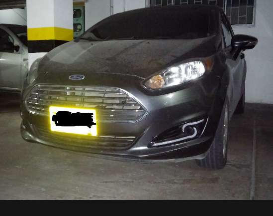 <strong>ford</strong> Fiesta  2015 - 36000 km