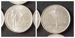 Monedas USA Quarters serie: Estados