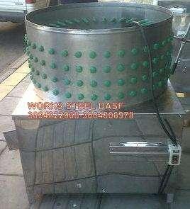 FABRICANTES desplumadora hiladora mezclador tanques