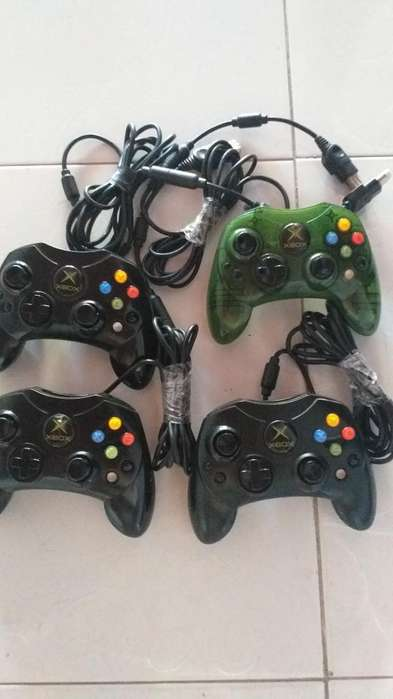 Controles Originales para Xbox Clasico