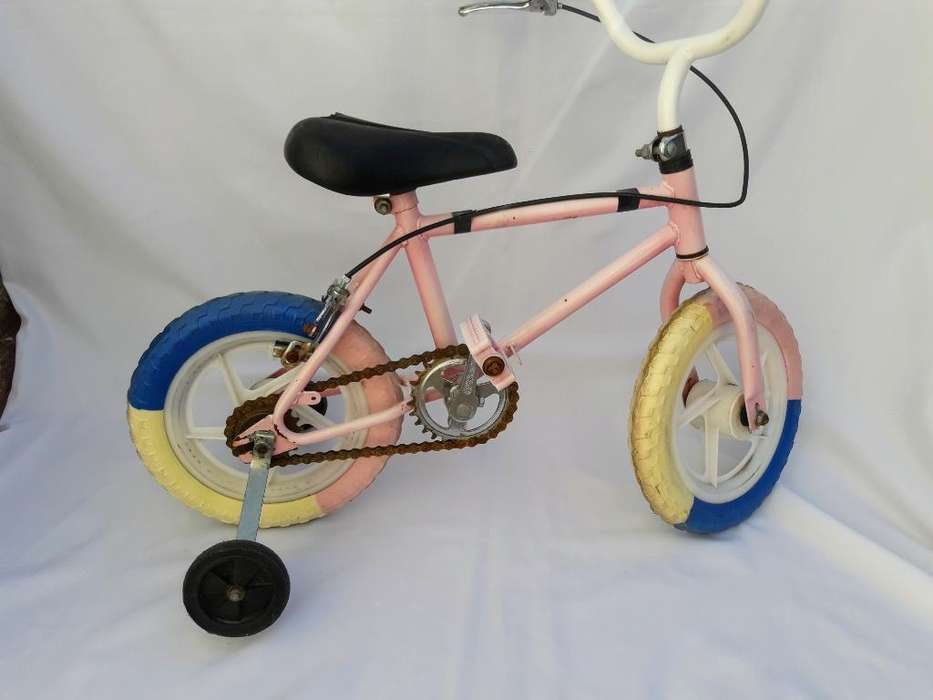 Bicicleta de Niña Rodado 12