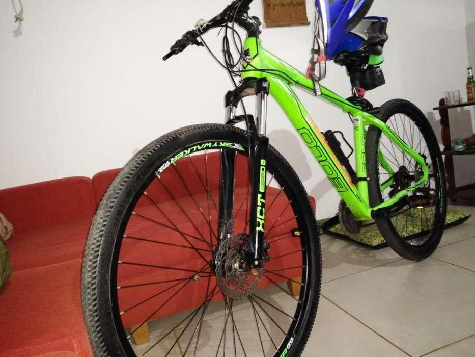 bicicleta venzo Eolo R29 Talle M