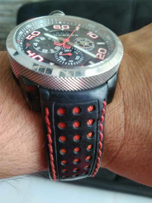 Reloj Hombre Bomber