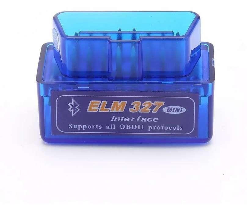 Scanner Obd2 Elm 327