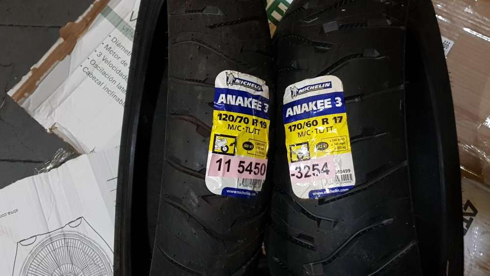 CUBIERTA MICHELIN ANAKEE 3.. PARA MOTO <strong>bmw</strong>.. KTM 1554503254 ZONA SUR QUILMES