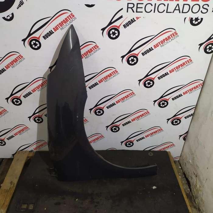 Guardabarro Delantero Derecho Citroen C4 2850 Oblea:Muestra