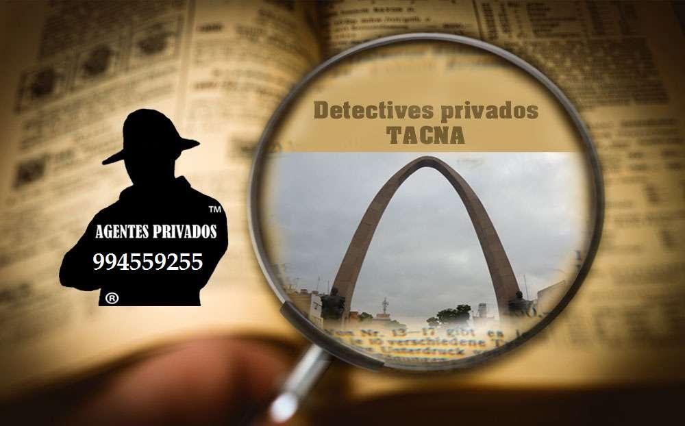 DETECTIVES PRIVADOS PROFESIONALES JURIDICOS