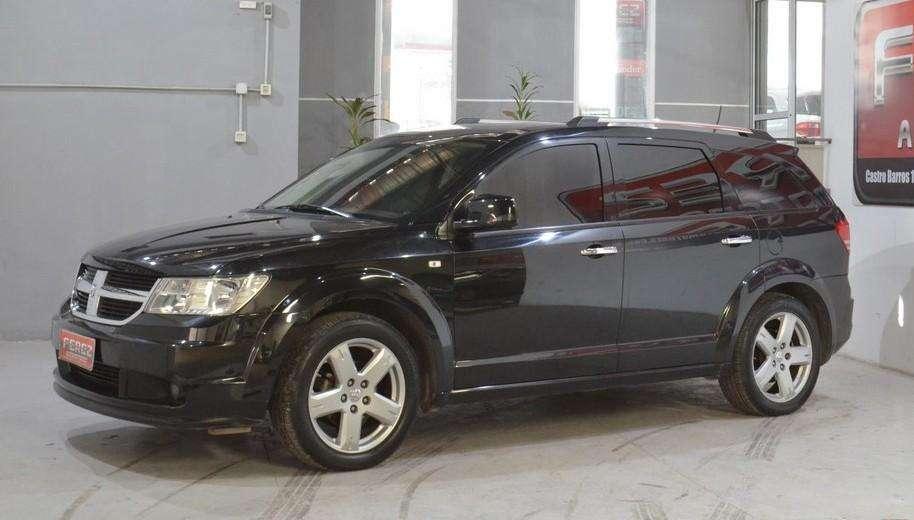 Dodge Journey R/T 2.7 2009 gnc 7 asientos imperdible