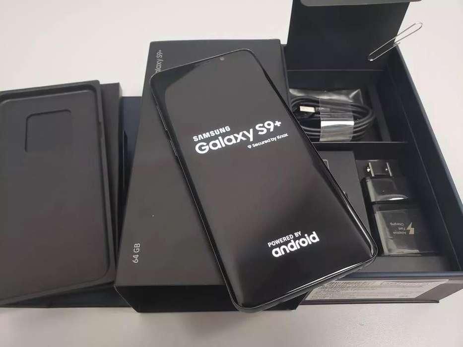 Sansung S9 Plus. Permutó por Interes