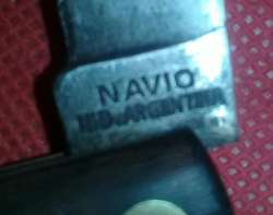 Navaja Marinera Navio Arg