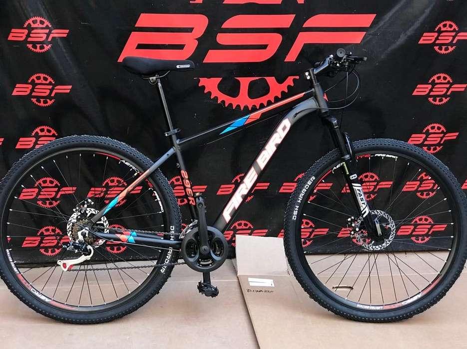 Bicicletas Firebird 29- Nuevas 17.000