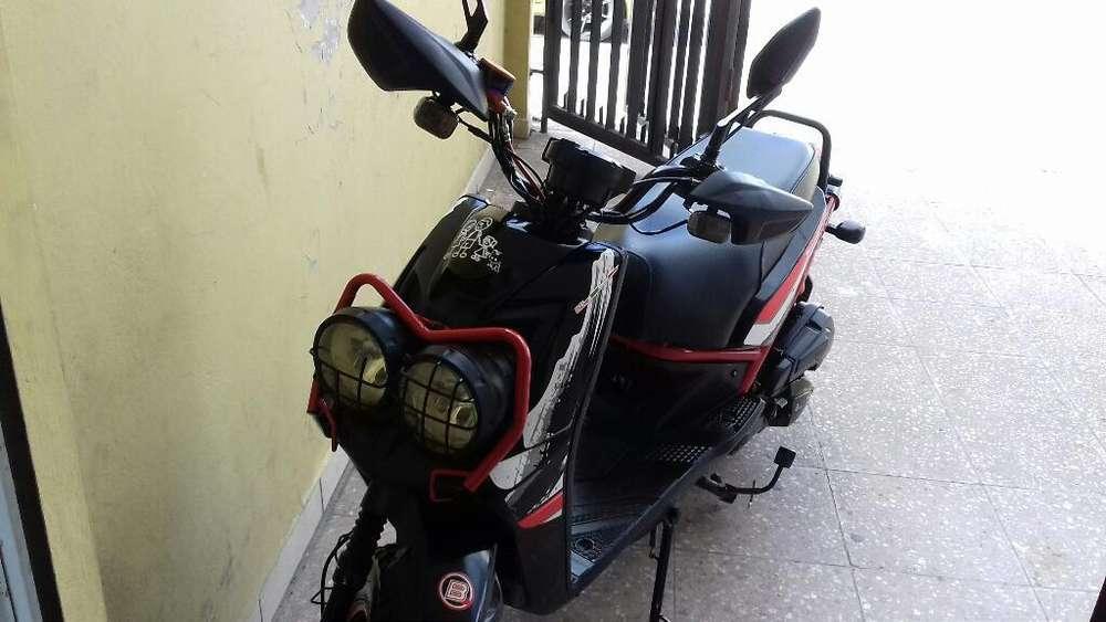 Vendo <strong>motoneta</strong> Shineray Bultaco
