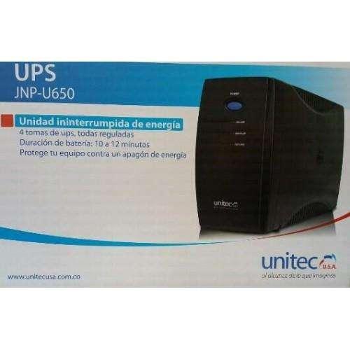 UPS 650 UNITEC
