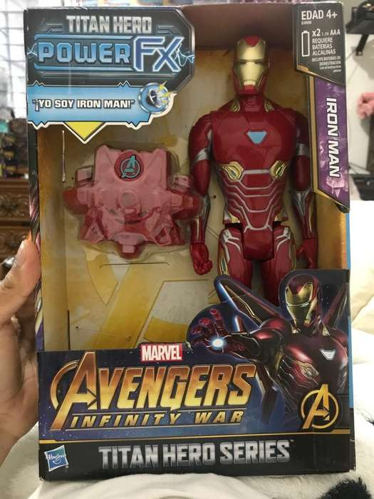Iron Man Marvel Avengers Infinity Wars 2019 stock