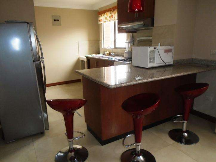 Departamento de renta dos dormitorios 400.00 CV1640