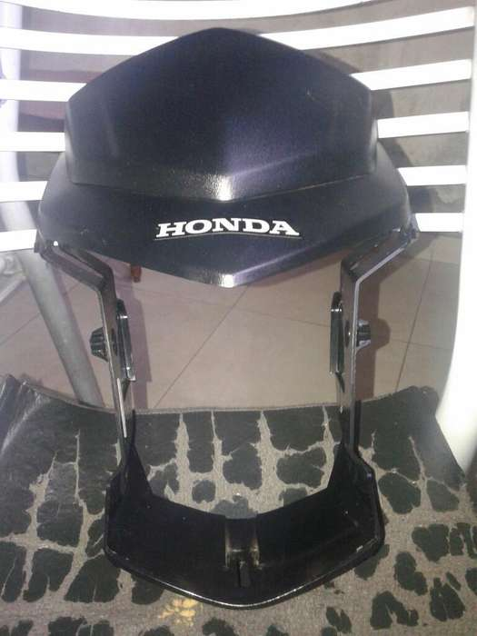 Carcaza Luz Delantera Moto Honda