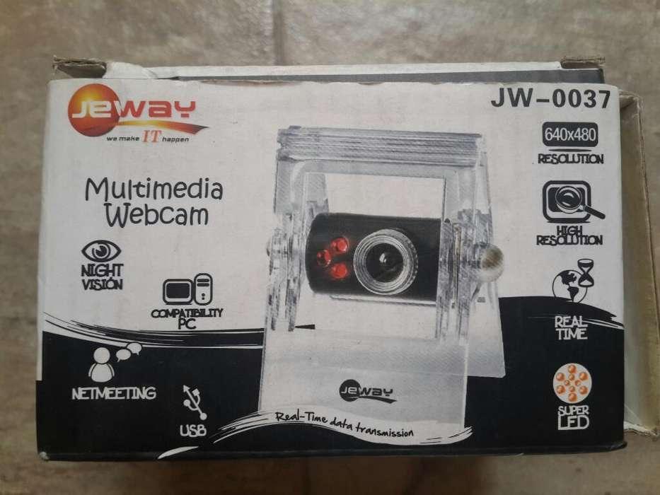 Cámara Web Jeway